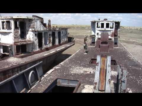 Aral Sea Kazakhstan