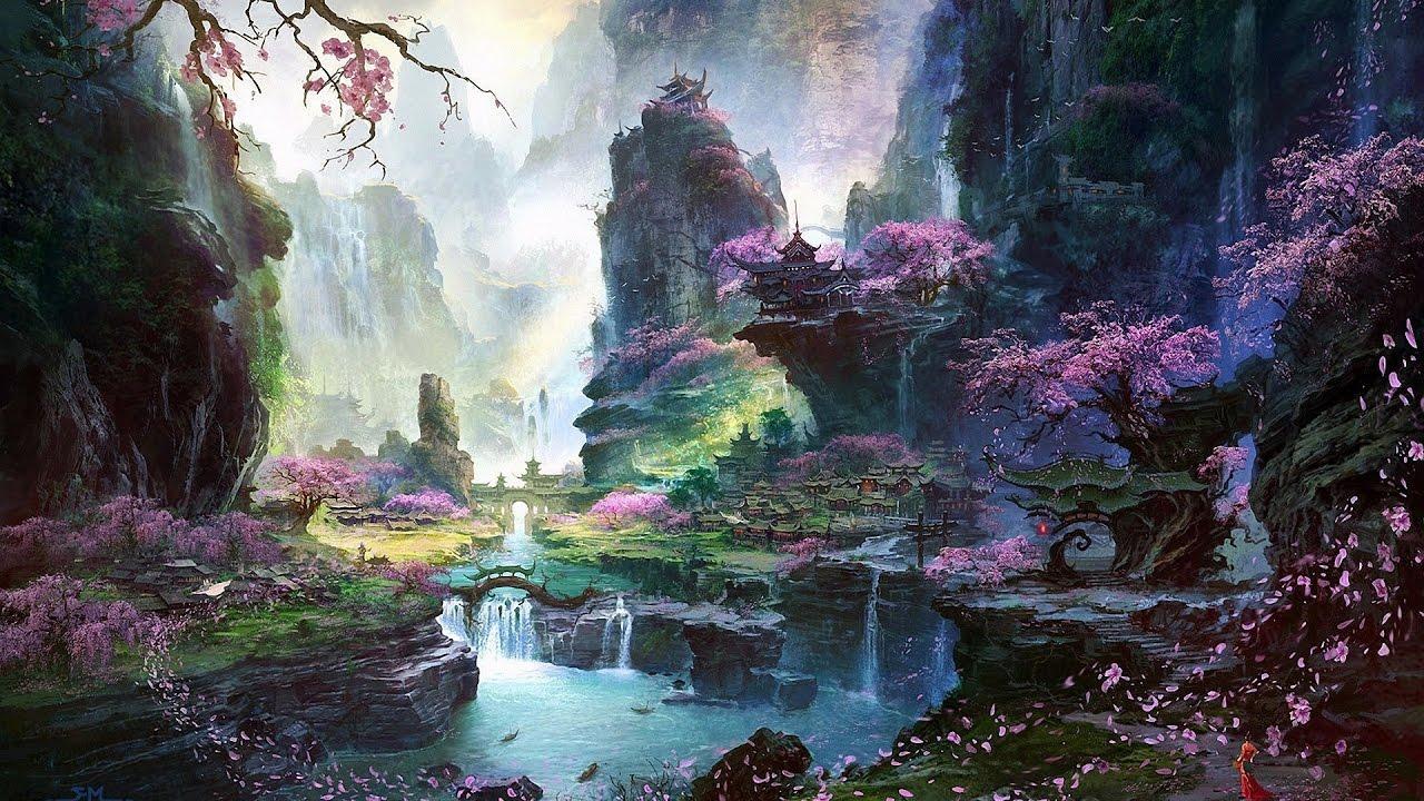 Spring Fantasy Wallpaper