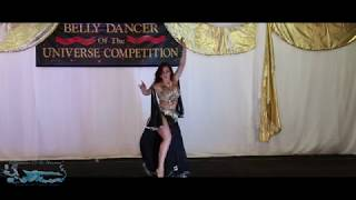 Bellydancer of the Universe 2018 Mary Winpenny