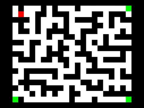 pyMaze - Maze generator/game in python (Open Source)