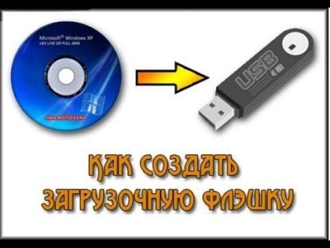 Создание загрузочной USB флешки ERD Commander.