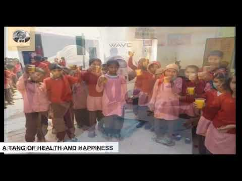 Health Camp and Food Distribution Activity (January Highlights)