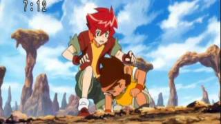 Battle Spirits Shounen Gekiha Dan ep 3 (1/2)