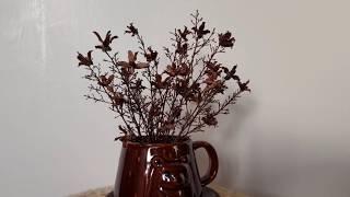 마른 나무에  꽃이 피다니?  와!  대박  DIY |…
