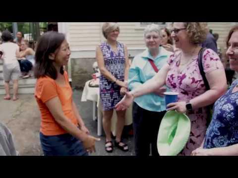 Amy Sangiolo for Mayor of Newton Massachusetts