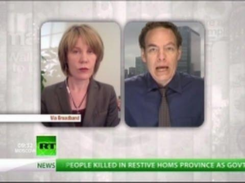 Keiser Report: Reform = Crime To Favor Wall St. Crooks (E293)