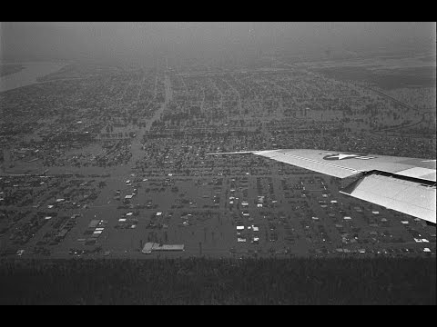 Hurricane Betsy (1965) Reel America Preview