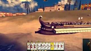 Rome 2 Total War  Rome II ~ TOP 10 BUG ~ Bug Compilation