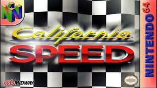 Longplay of California Speed