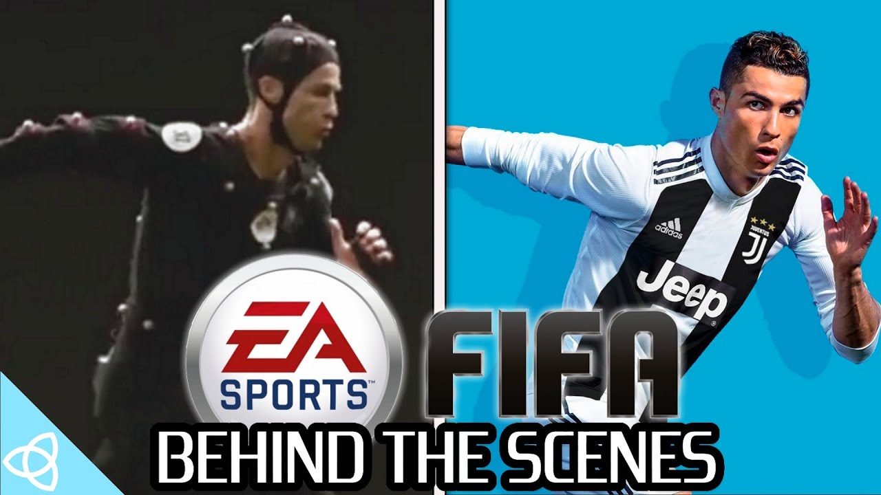 Behind the Scenes - FIFA Games [Making of]