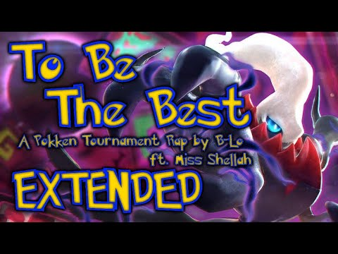 Pokken Tournament Rap Extended Edition  BLo ft Miss Shellah