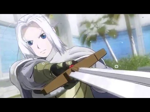 Arslan: The Warriors of Legend Launch Trailer