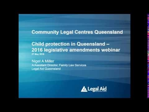 Child protection in Queensland