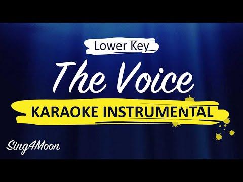 The Voice Brendan Graham (Celtic Woman) Karaoke