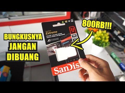 ‼Jangan Buang Bungkus Memori Sandisk Extreme - Aktivasi RescuePRO Deluxe 59$ Jadi Gratis