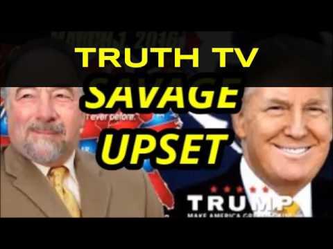 Michael Savage Upset With Trump