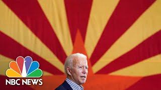 Tracking Arizona's Political Shift From Reliably Red To Potentially Blue | NBC NOW