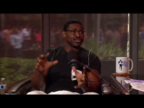 Hall of Famer Michael Irvin Weighs In on Ezekiel Elliott Situation | The Rich Eisen Show | 8/24/17