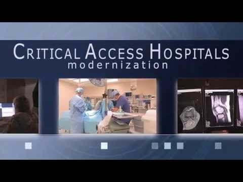 Critical Access Hospitals:  The Connection to Care for Families Living in Rural America