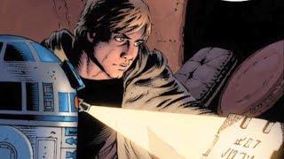 Как Люк Скайуокер узнал о планете Илум и кайбер-кристаллах для светового меча? (Легенды)