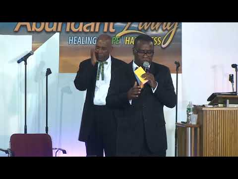 Abundant Living Evangelistic Series featuring Dr. Oswald Euell