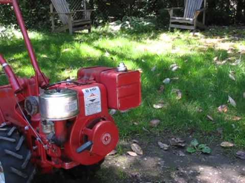 Briggs Stratton 8HP I C Engine For Troy Bilt Rototiller