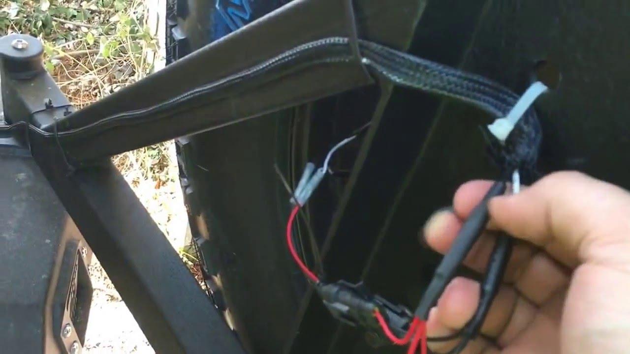 Custom 3rd Brake Light Wiring  YouTube