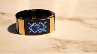 Intel MICA Smart Bracelet | First Look