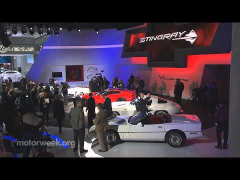 Auto World: North American International Auto Show Part 1
