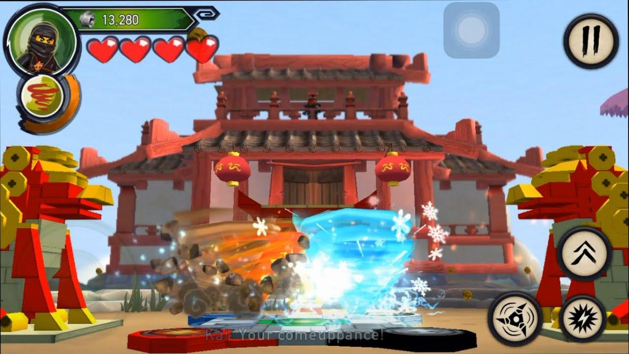 Lego ninjago - game ninjago - ninjago Shadow of Ronin P3