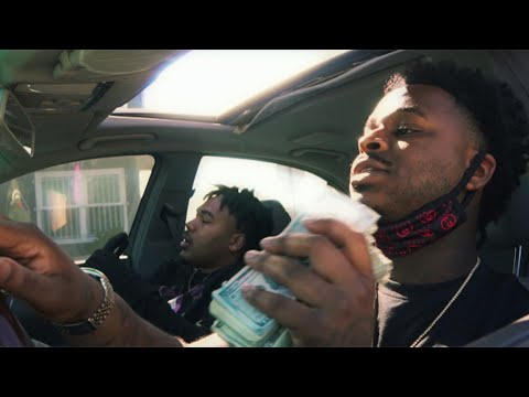 Lil Bean - Swervin (Official Video) (feat. ZayBang)
