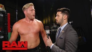 Jack Swagger's time is running out: Raw, Sept. 12, 2016