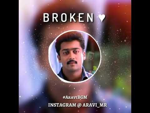 Broken Heart BGM - Unnai Ninaithu
