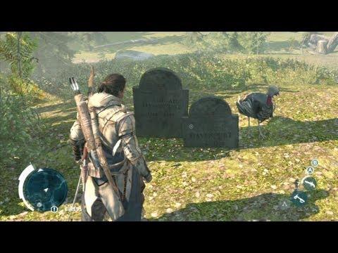 Assassin's Creed III - Assassin Turkey Easter Egg ...