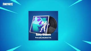 Saxy Groove - Fortnite Music Pack