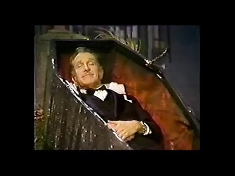 1974 Horror Hall of Fame  hosted by Vincent Price