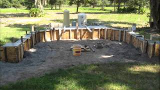 Outdoor Impressions- Sutton Outdoor Fireplace