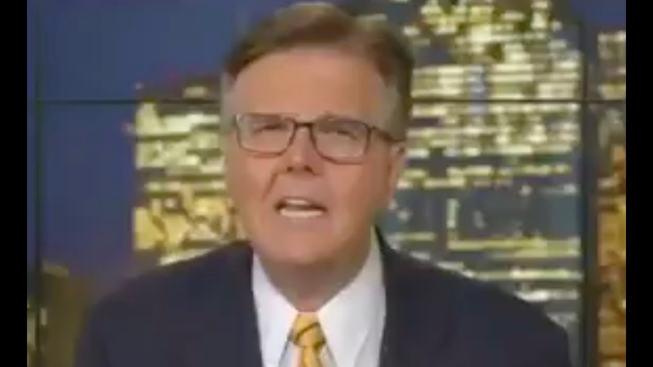 Texas Lt. Gov. Dan Patrick suggests he, other seniors willing to die ...