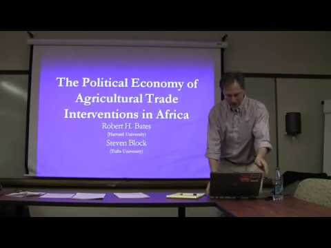 The Political Economy of Agricultural Trade Intervention in Africa