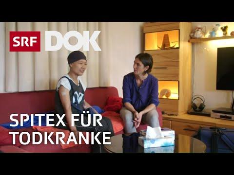 Zu Hause sterben – Palliativpflege für Todkranke | Reportage | SRF DOK