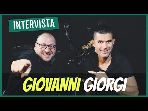 Intervista A Giovanni Giorgi  (J.Haslip - J.Patitucci - B.Antonacci - Giorgia - M.Ayane - CPM) #359