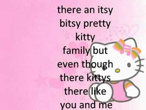 hello kitty theme song with lyrics