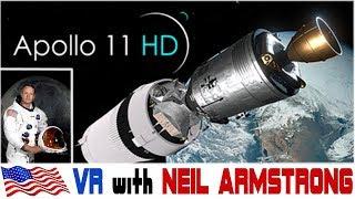 APOLLO 11 VR HD -VR- Oculus Rift - VR EXPERIENCE