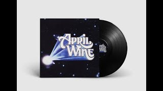 Watch April Wine You Wont Dance With Me video