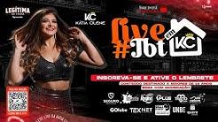 KÁTIA CILENE - LIVE #TBT em casa | #FiqueEmCasa e Cante #Comigo
