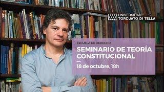 Seminario de Teoría Constitucional
