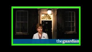 Scotland-uk brexit deal closer after