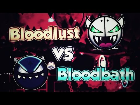 Bloodlust vs Bloodbath / Fight Extreme Demons