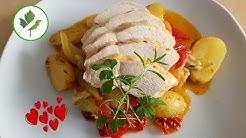 VALENTINSTAG Menü für Alle, die gerne kochen wollen / einfach und lecker #Valentinstag