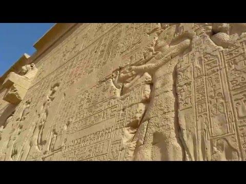 Temple of Hathor -  Dendera